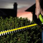 Hedge Trimmer Safety