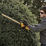 Test Hedge Trimmer Properly